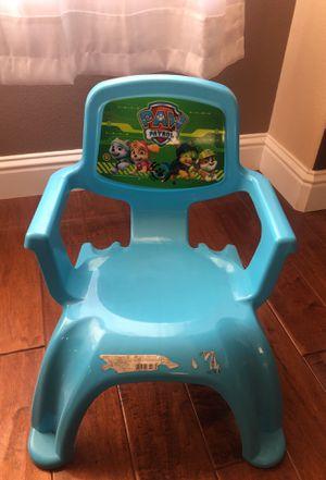 Paw Patrol Kids chair $5 for Sale in Clovis, CA