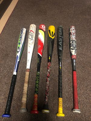 baseball bats for Sale in Peoria, AZ