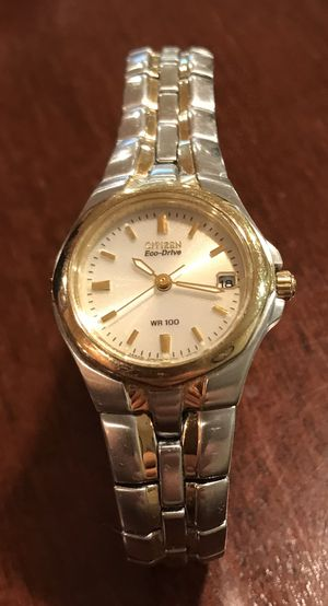 Women's Citizen Eco-Drive Bracelet Watch for Sale in Redmond, WA