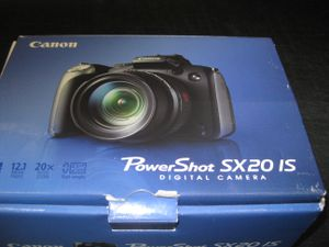 Canon PowerShot SX20IS for Sale in Bristol, CT