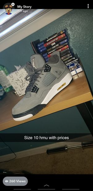 Jordan 4s for Sale in Clovis, CA