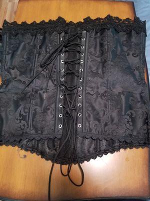 Black corset for Sale in El Cajon, CA