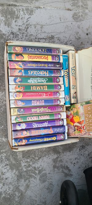 VHS Disney Classic for Sale in Wilmington, CA