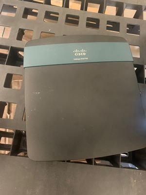 WiFi Linksys router for Sale in Plano, TX