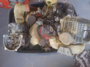 Scrap hedge trimmer parts etc. for Sale in Maricopa, AZ