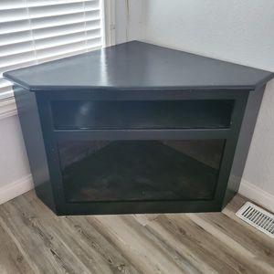 Corner Cabinet/shelf/bookshelf/tv stand for Sale in Lake Elsinore, CA