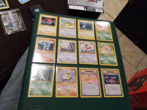 First Edition Korean Pokemon Cards for Sale in Milton, WA