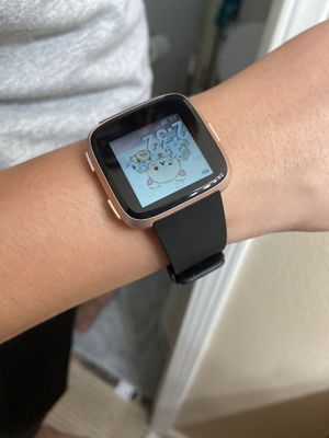 Fitbit Versa Special Edition Smart Watch for Sale in Emeryville, CA