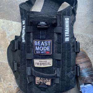 Tactical Dog Harness- Ray Allen for Sale in Snohomish, WA