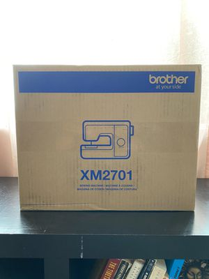 Brother XM2701 Sewing Machine for Sale in Hawthorne, CA
