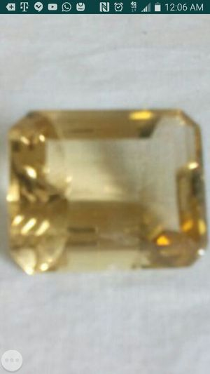 Citrine stone 109 ct, $2 per ct. for Sale in Freeport, NY