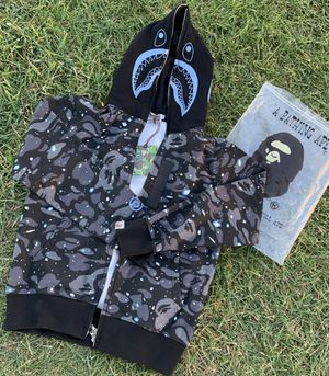 Bape wGm Hoodie Space Camo for Sale in Henderson, NV