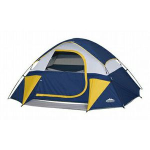 Northwest Territory Sierra Dome Tent blue for Sale in Chicago, IL