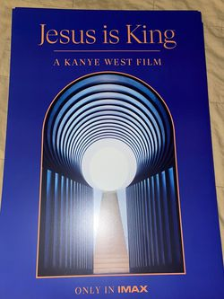 Kanye West Jesus Is King Movie Posters for Sale in Sylmar,  CA