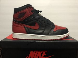 """Air Jordan 1 """" banned """" for Sale in Atlanta, GA"""