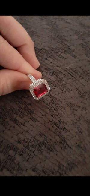 Red Ruby Ring *NEW* for Sale in Arlington, TX