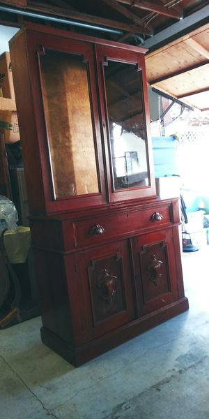 China cabinet /secretaries desk for Sale in El Cajon, CA