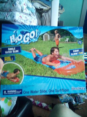 Great for Easter Water slide for Sale in Hannibal, MO
