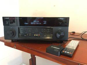 Yamaha Audio/Video Receiver for Sale in Atlanta, GA