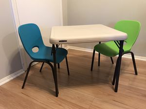 Kids Table + Chairs for Sale in Rocky River, OH
