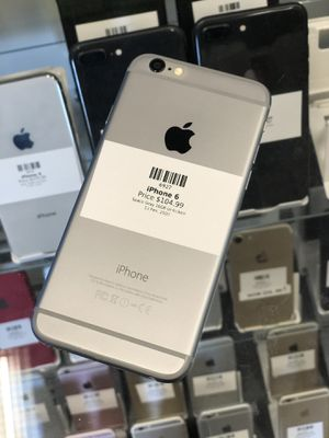 Space Grey IPhone 6 16GB (CARRIER UNLOCKED) for Sale in Rancho Cordova, CA