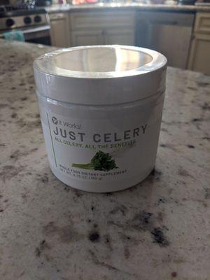 It works! Just celery for Sale in Riverside, CA