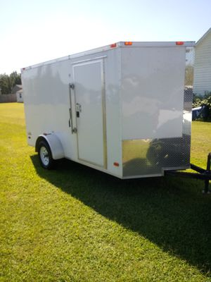 2017 Enclosed trailer 6x12 for Sale in Willow Spring, NC