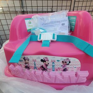 Minnie Mouse Booster Seat for Sale in Bell, CA