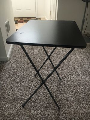 Set of two side stands for Sale in Jacksonville, FL