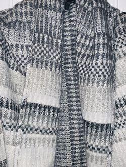 White/gray Cardigan for Sale in Gainesville,  GA