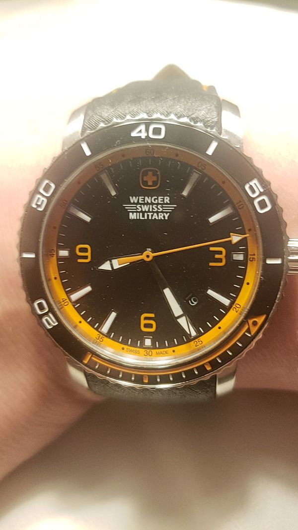 Wenger SWISS Military Watch(Mens)