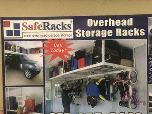 Safe Rack Overhead Storage Rack for Sale in Glendora, CA