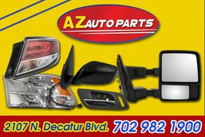 New Aftermarket Collision Auto Parts for Sale in Las Vegas, NV