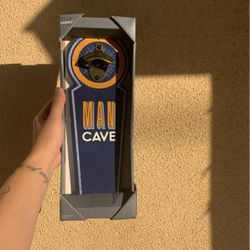 Man Cave Beer Bottle Opener for Sale in Whittier,  CA