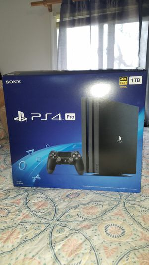 Ps4 pro 1TB como nuevo for Sale in Alexandria, VA