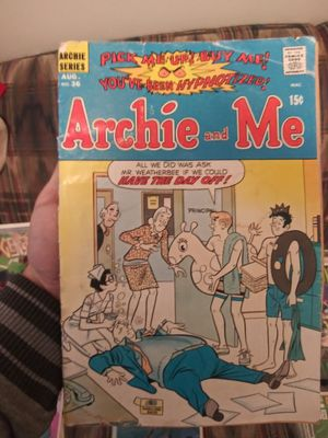 Archie and me comic book for Sale in Santa Maria, CA