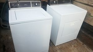 Kenmore washer and dryer for Sale in Hollywood, FL
