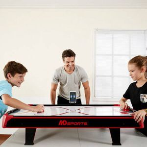 New ESPN 72 inch air powered hockey table with tennis top for Sale in Newark, NJ