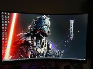 SAMSUNG G7 ODYSSEY CURVED MONITOR for Sale in Los Angeles, CA