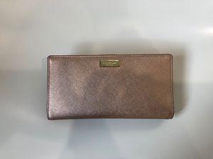 Kate Spade Wallet Rose Gold for Sale in Orange, CA