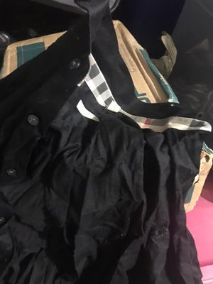 Authentic Burberry shirt for Sale in Columbia, SC