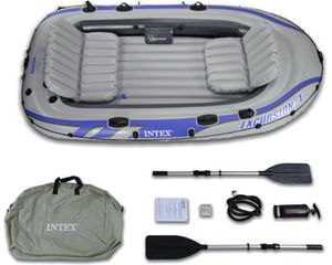 Excursion 4 inflatable boat for Sale in Antioch, CA
