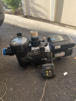 V S Pool pump with Wi-Fi control for Sale in Kissimmee, FL