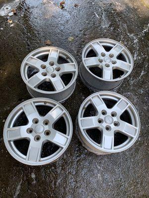 "17"" jeep wheels for Sale in Cumming, GA"