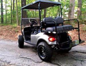 Asking$1000 Ez-Go TXT 2O17 electric golf cart for Sale in Canoga Park, CA