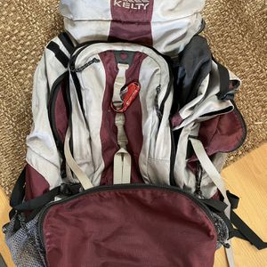 Kelty 65L large backpacking backpack with internal frame for Sale in Los Angeles, CA