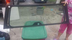 2001-05 Toyota Rav4 tailgate windshield glass for Sale in Alexandria, VA