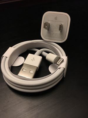 Apple IPhone Complete Charger Set for Sale in Sacramento, CA