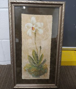 Flower print wall art for Sale in Dallas, TX