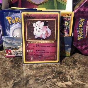 Xy Evolution Clefairy for Sale in Germantown, MD
